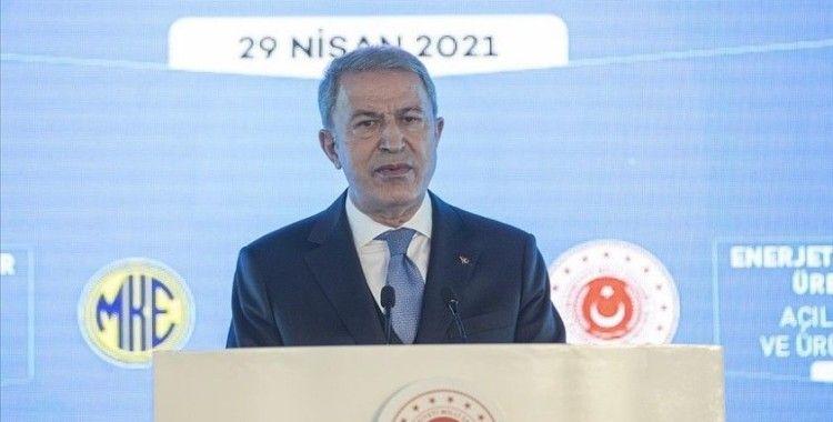 Milli Savunma Bakanı Akar: Türk Silahlı Kuvvetleri yüksek teknolojinin sağladığı operasyonel üstünlüğe sahiptir