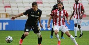 Süper Lig: Sivasspor: 0 - Yeni Malatyaspor: 0 (Maç devam ediyor)