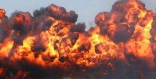 Kerkük'te emniyet müdürlüğü önünde patlama: 2 yaralı