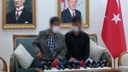 Diyarbakır'da bir aile daha evladına kavuştu