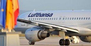 Lufthansa Grubu, ilk çeyrekte 1 milyar avro üzerinde zarar açıkladı