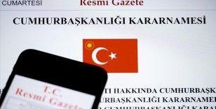 İstanbul Sözleşmesi'nin Türkiye bakımından 1 Temmuz 2021'de sona ereceğine ilişkin karar Resmi Gazete'de