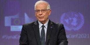 AB, Doğu Kudüs dahil Filistin'de seçimlere izin vermesi için İsraile çağrıda bulundu