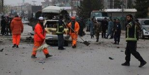 Afganistan'da iftar saatlerinde bomba yüklü araçla saldırı