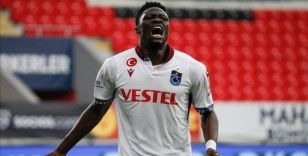Trabzonspor'da Caleb Ekuban'dan 20 puanlık katkı