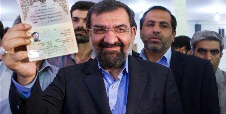 İran'da eski Devrim Muhafızları Genel Komutanı Muhsin Rızai Cumhurbaşkanlığına adaylığını açıkladı