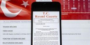 Devlet Memurları Disiplin Yönetmeliği, Resmi Gazete'de yayımlandı