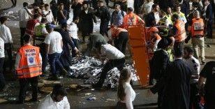 İsrail'de Lag B'Omer Bayramı kutlamalarında facia: 38 ölü, 103 yaralı