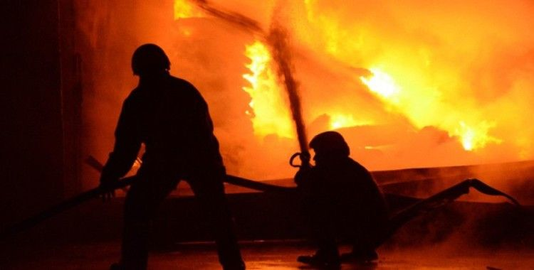 İsrail'de petrokimya tesisinde yangın