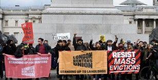 İngiltere'de polise yeni yetkiler veren yasa tasarısı protesto edildi