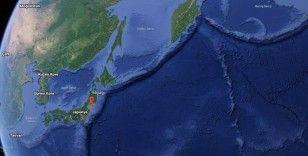 Japonya'nın Miyagi eyaleti açıklarında 6,8 büyüklüğünde deprem