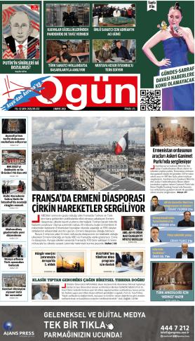 OGÜN Gazetesi Sayı:253