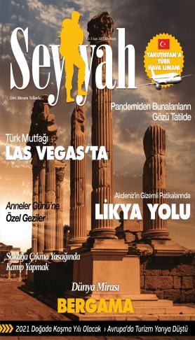 Seyyah - Mayıs 2021