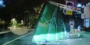 Çin'de fırtına: 11 ölü, 102 yaralı