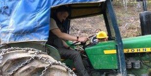 Bakan Pakdemirli 1 Mayıs'ta orman işçileriyle bir araya geldi