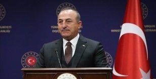 Dışişleri Bakanı Çavuşoğlu, Tacik ve Kırgız mevkidaşlarıyla telefonda ayrı ayrı görüştü
