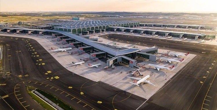 Türkiye, iç hattaki günlük ortalama 752 uçuşla EUROCONTROL listesinde birinci oldu