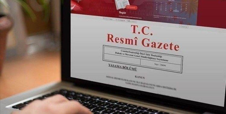 Resmi Gazete'de yayımlandı: Cumhurbaşkanı Erdoğan'dan yeni atamalar