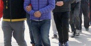 Mersin'de FETÖ'nün 'askeri mahrem hizmetler' yapılanması soruşturmasında 10 gözaltı