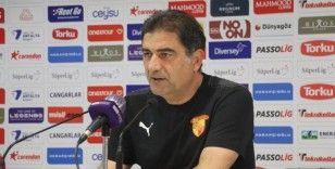 Ünal Karaman: 'Güçlü bir teknik adama ve oyunculara karşı dış sahada kazanmak önemli'