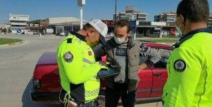 90 bin TL'ye modifiye ettiği otomobiliyle ikinci kez ceza yedi