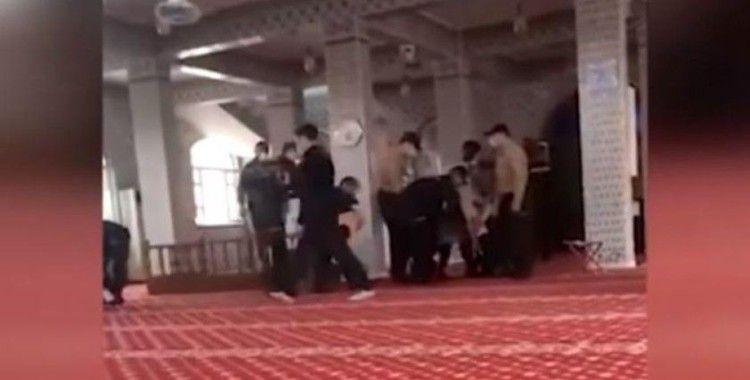 Gaziantep Valiliği'nden camideki müdahale görüntülerine ilişkin açıklama