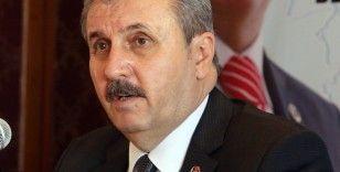 BBP Genel Başkanı Destici'den '3 Mayıs Milliyetçiler Günü' mesajı