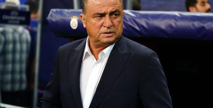 "Fatih Terim: ""Galatasaray hiçbir zaman vazgeçmez"""