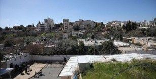 Doğu Kudüs'te bir Yahudi'den işgal ettiği evin sahibi Filistinliye 'evini ben çalmasam başkası çalacak' cevabı