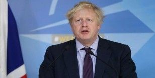İngiltere Başbakanı Johnson, ABD Dışişleri Bakanı Blinken ile görüştü