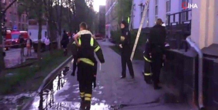 Rusya'da bir otelde yangın: 2 ölü