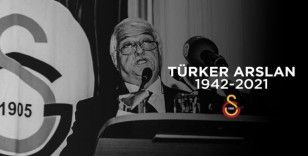 Galatasaray Divan Kurulu üyesi, Türker Arslan hayatını kaybetti