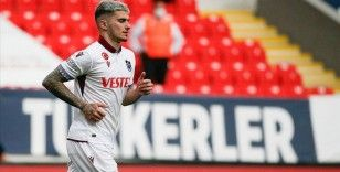 PFDK'den Trabzonsporlu Berat Özdemir'e 2 maç men