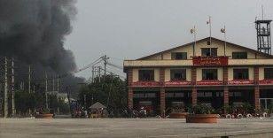 Myanmar'da düzenlenen bombalı saldırıda biri milletvekili 5 kişi hayatını kaybetti