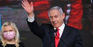 Netanyahu'ya hükümet kurmak için verilen süre bugün bitiyor