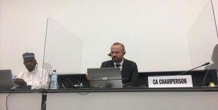 PTT AŞ Genel Müdürü Gülten Dünya Posta Birliği toplantısına başkanlık yaptı