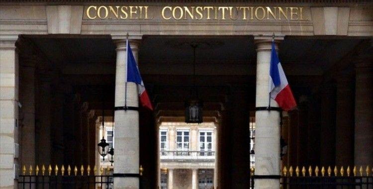 Fransa'da 87 milletvekili tartışmalı güvenlik yasasını Anayasa Konseyine taşıdı