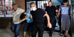 Okula giren 3 hırsızı, okulun müdürü yakalattı