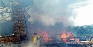 Bursa'da peş peşe çıkan yangınlar korkuttu