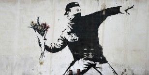 Banksy'nin eserinin satılacağı müzayedede ilk defa kripto para kabul edilecek