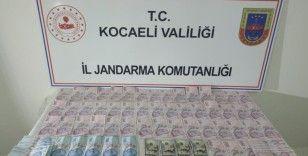39 bin 865 liralık sahte para ile yakalanan 9 kişi gözaltına alındı