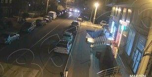 Kural ihlali yapan araçların karıştığı kazalar kamerada