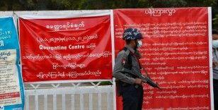 Myanmar'da Arakan Ulusal Partisi, askeri yönetimle iş birliğini bitirebileceğini açıkladı