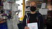 Bakkala zarf içinde 500 lira bıraktı: 'Çocukken izinsiz aldığım ürünlerin ücreti, hakkınızı helal edin'