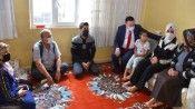 Başkan Beyoğlu, ev ziyaretlerine devam ediyor