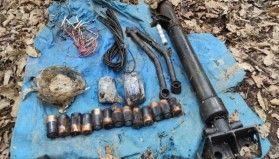 Şırnak Eren Cudi-Besta operasyonunda teröristlere ait mühimmat ele geçirildi