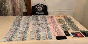 Hücre evlerine para dağıtan FETÖ'cü yakalandı
