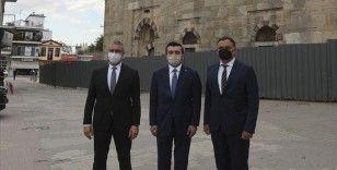 Dışişleri Bakan Yardımcısı Kıran, Batı Trakya Türk Azınlık temsilcileriyle bir araya geldi