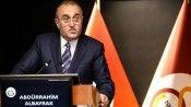 Galatasaray Kulübü İkinci Başkanı Albayrak: Olağan seçim en geç haziran ayı içerisinde yapılacak