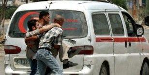 İsrail güçlerinden, Şeyh Cerrah Mahallesi'nde Filistinlilere sert müdahale: 22 yaralı